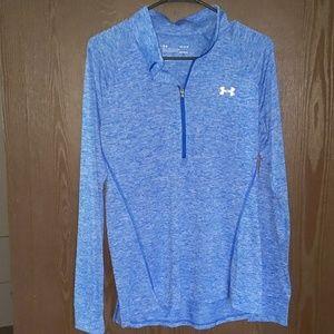 Blue UnderArmor Sweater